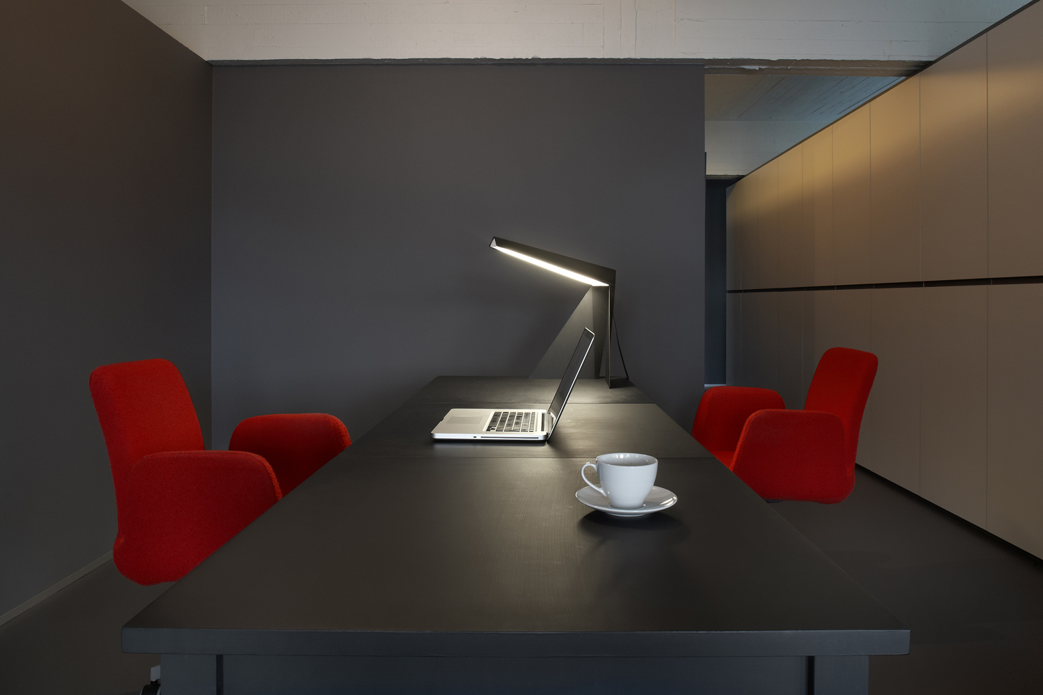 Crane Table Lamp by Alain Monnens for tossBCrane Table Lamp by Alain Monnens for tossB