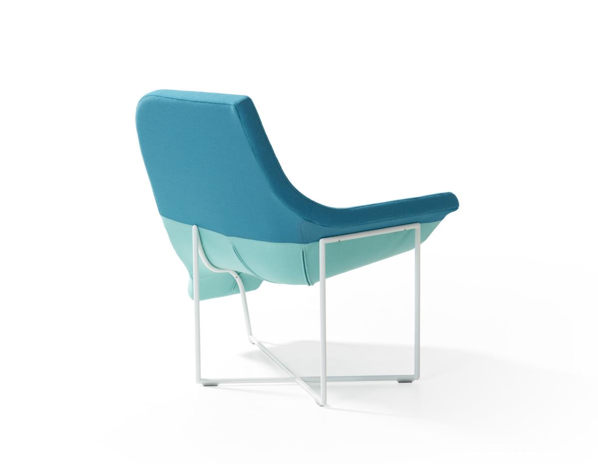 Gemini Lounge Chair by Artifort