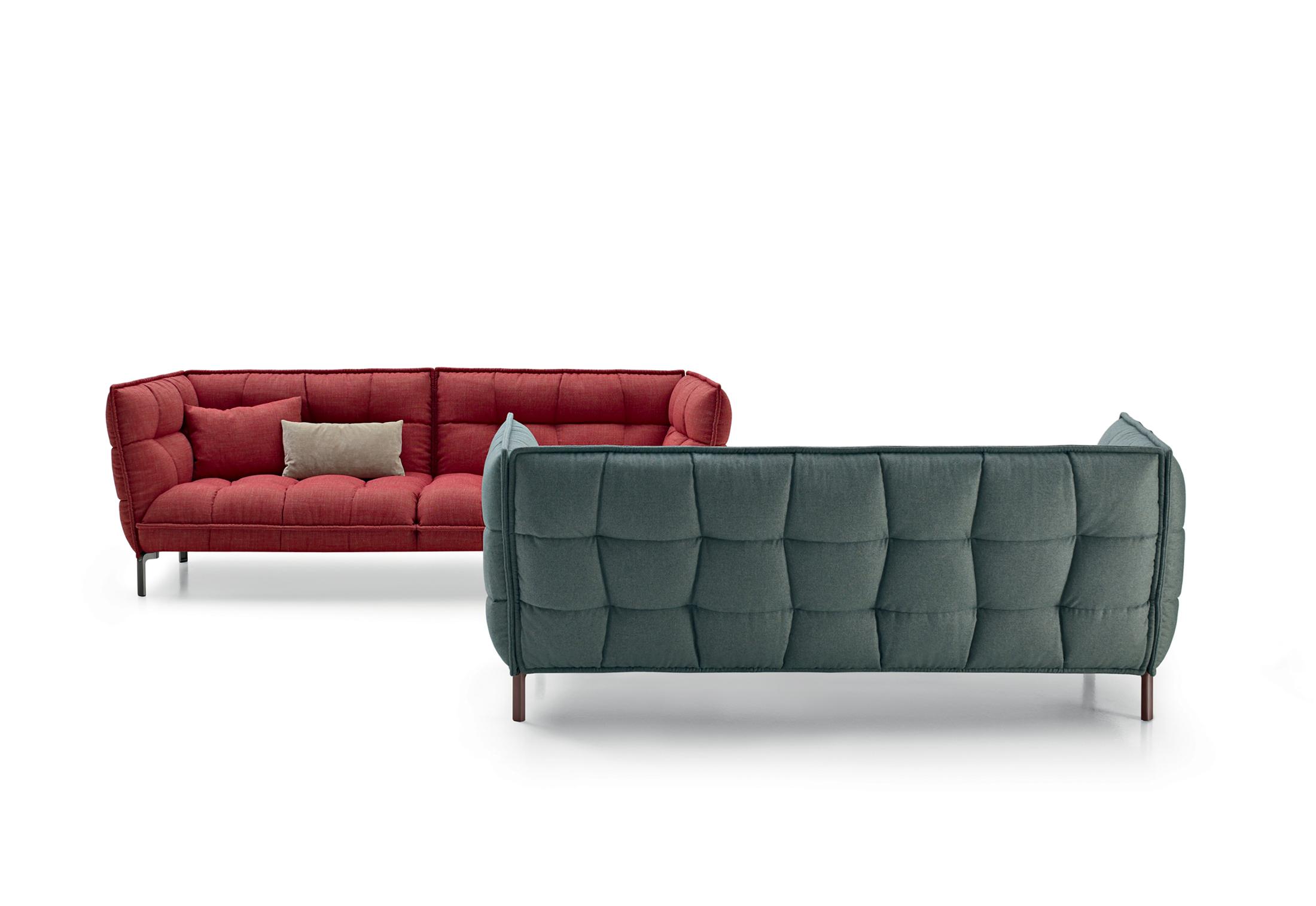 Husk Sofa By B Amp B Italia Sohomod Blog