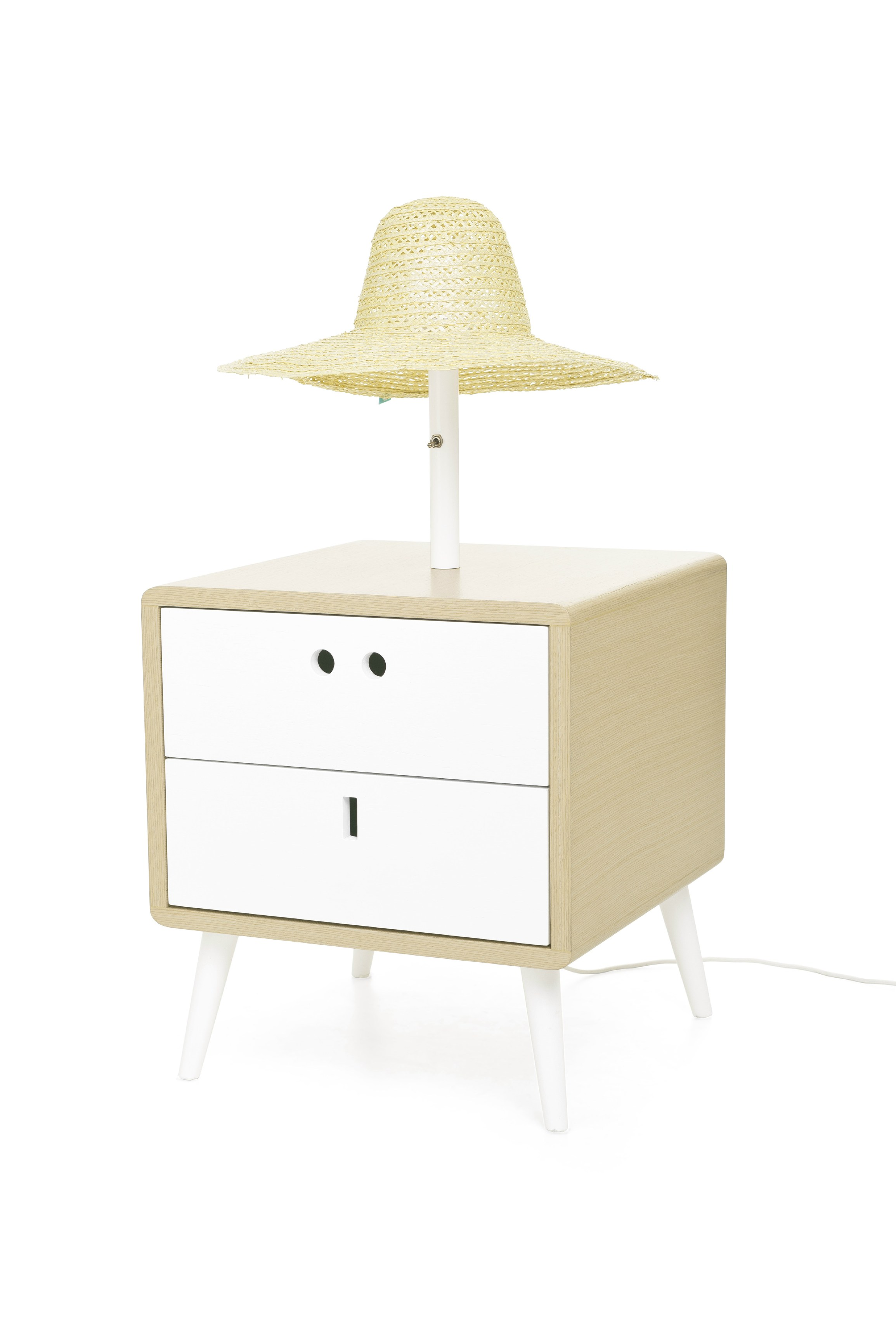 Maria Bedside Table by DAM