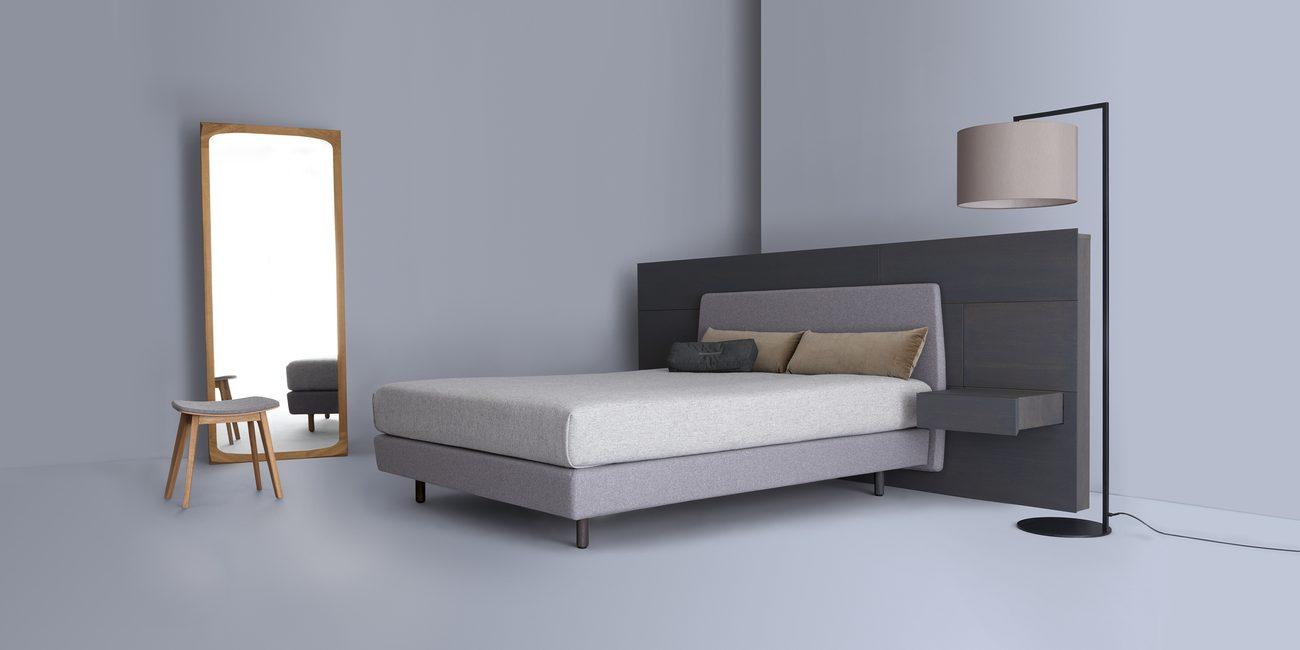 MIUT COMFORT Bed by Zeitraum