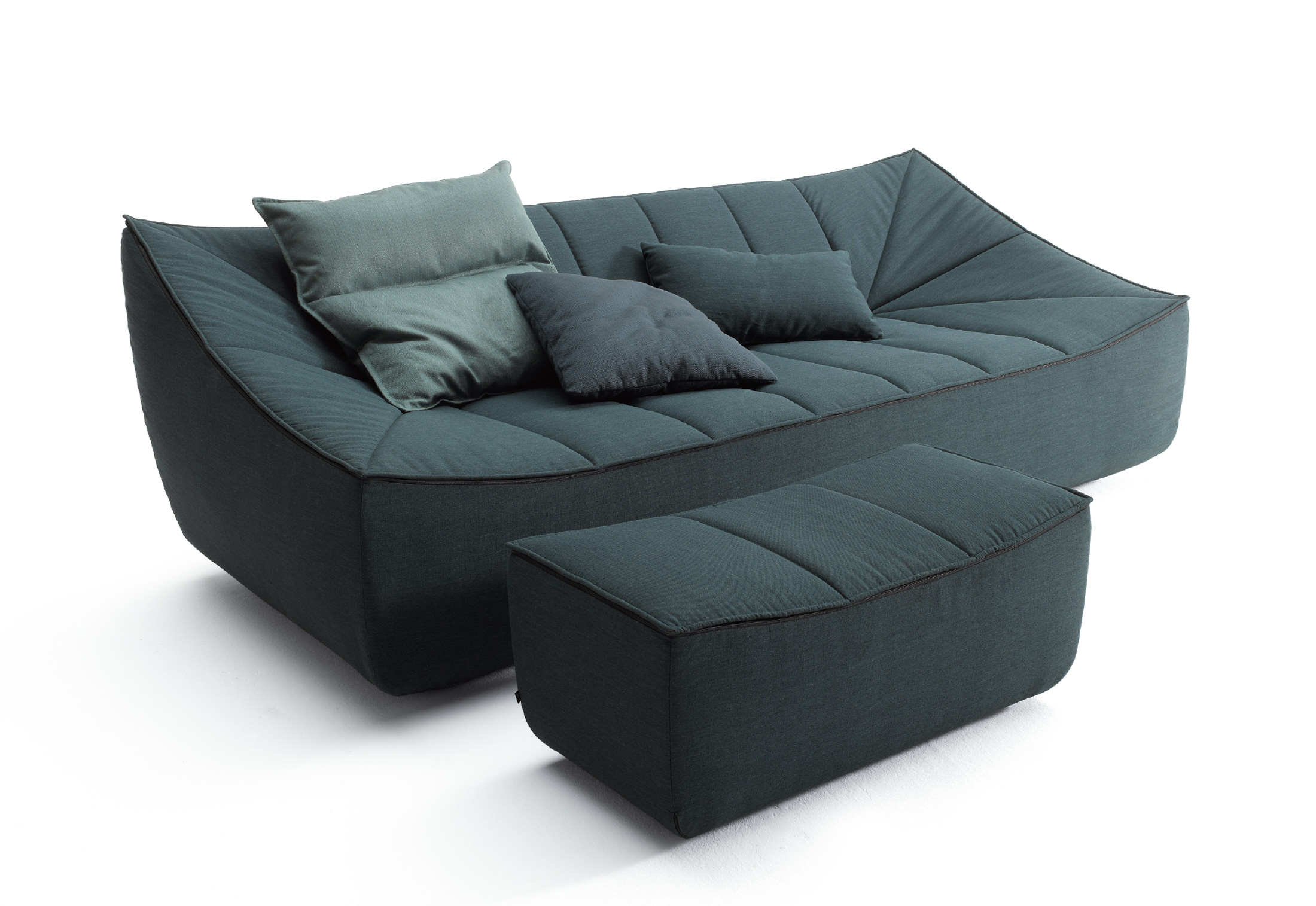 bahir sofa by j rg boner for cor sohomod blog. Black Bedroom Furniture Sets. Home Design Ideas