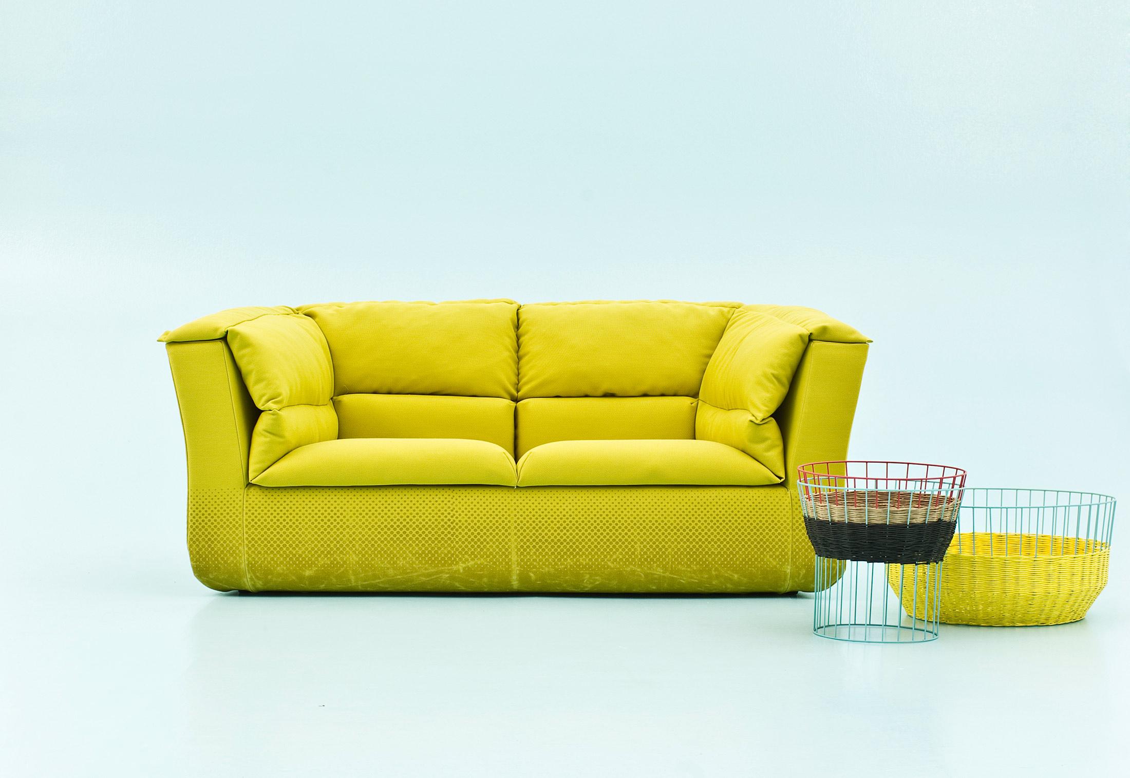 Coat Sofa by Moroso