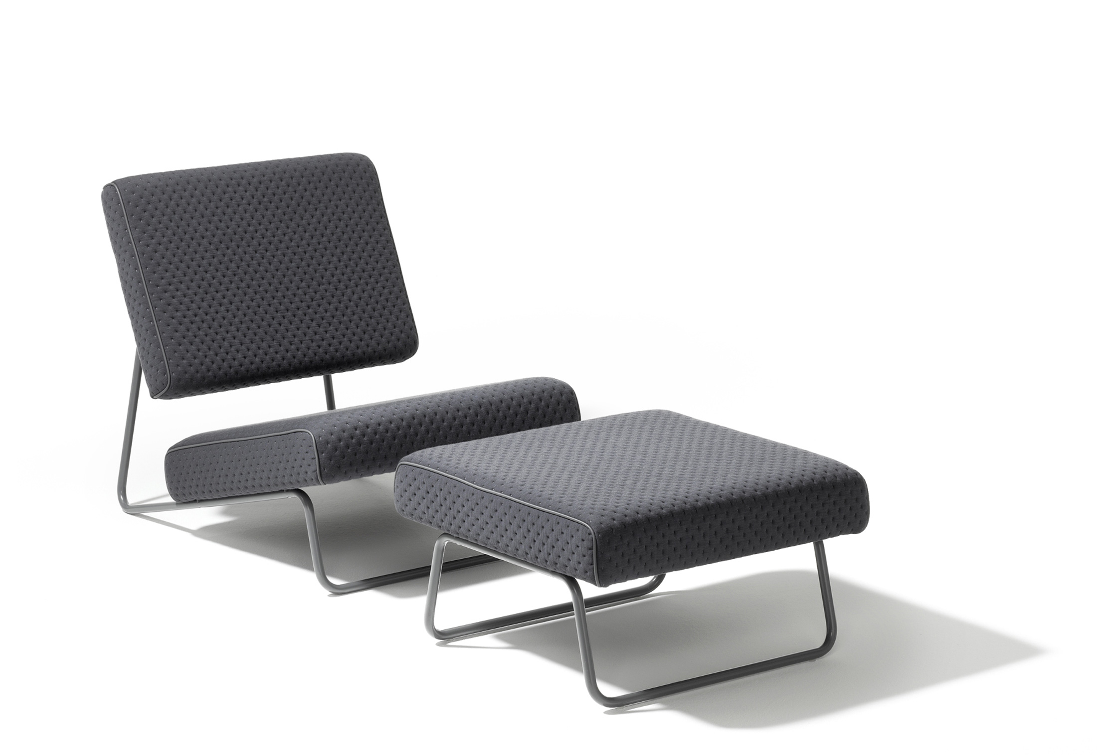 Timeless Design Lounge Chair Hirche By Lampert Sohomod Blog
