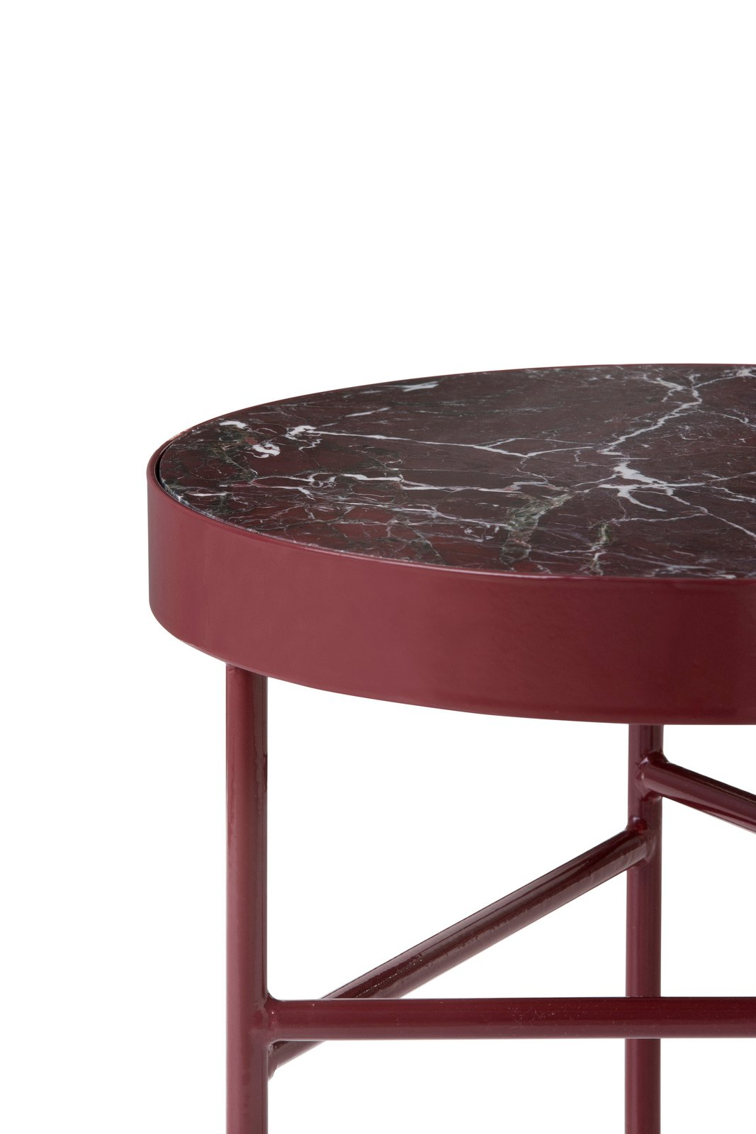 Marble Coffee Table By Ferm Living Sohomod Blog