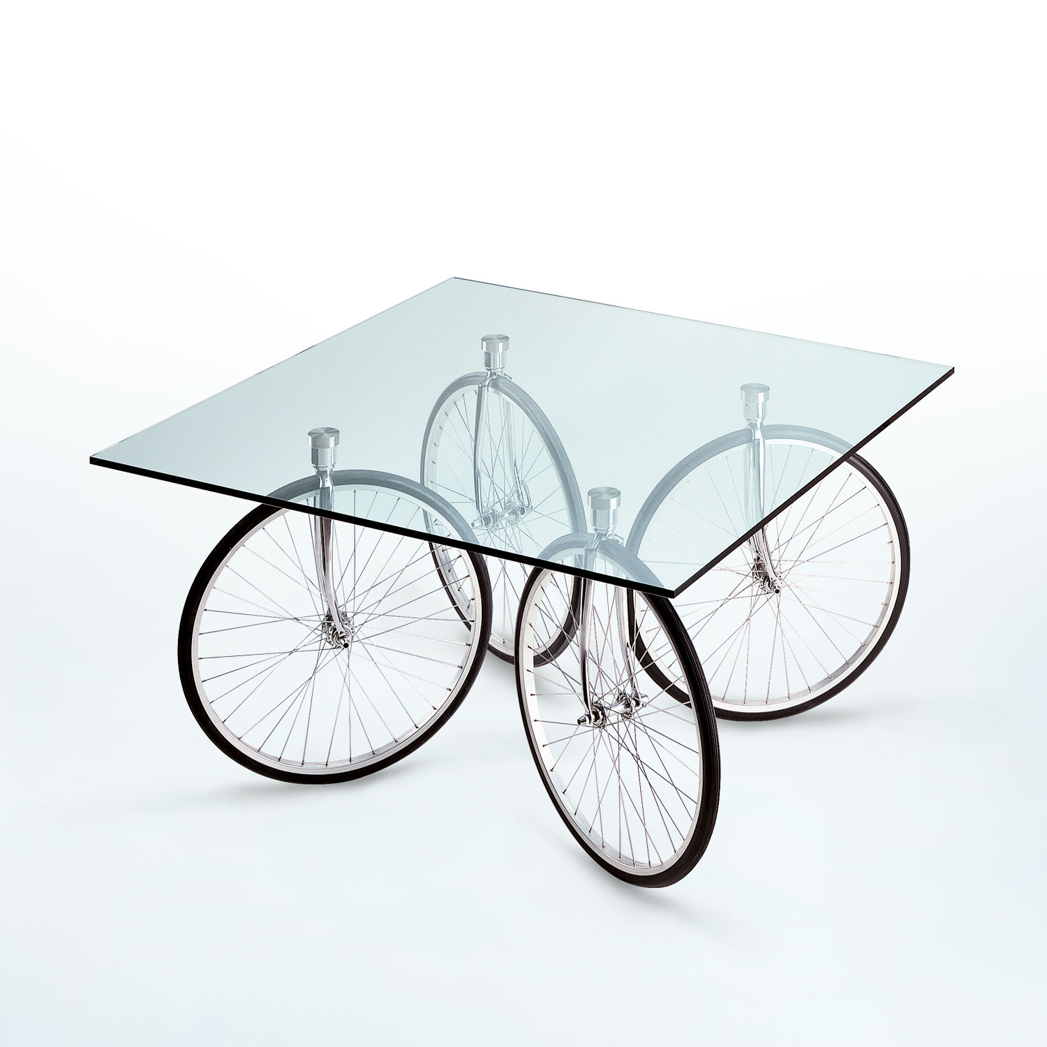 Timeless Design Tour Coffee Table by Gae Aulenti for Fontana Arte