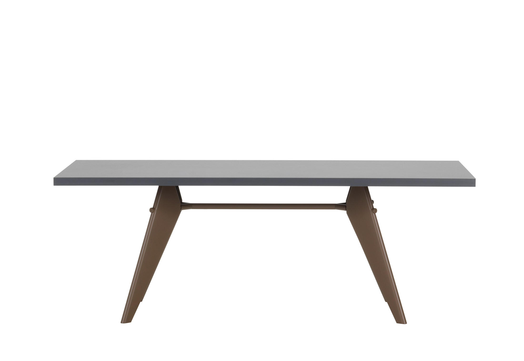 Timeless Design Em Table By Jean Prouv For Vitra Sohomod Blog