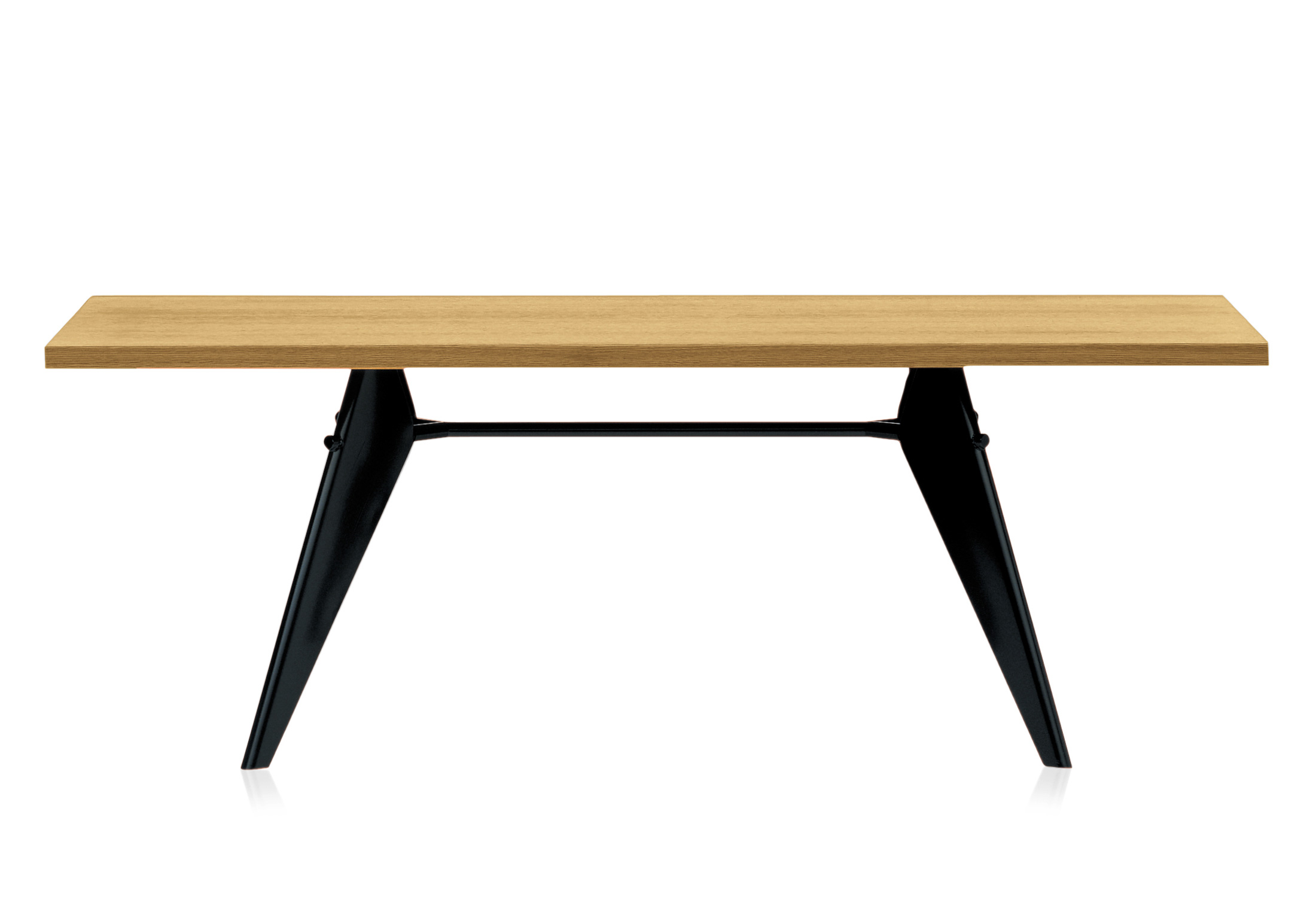 Timeless Design EM Table by Jean Prouvé for Vitra