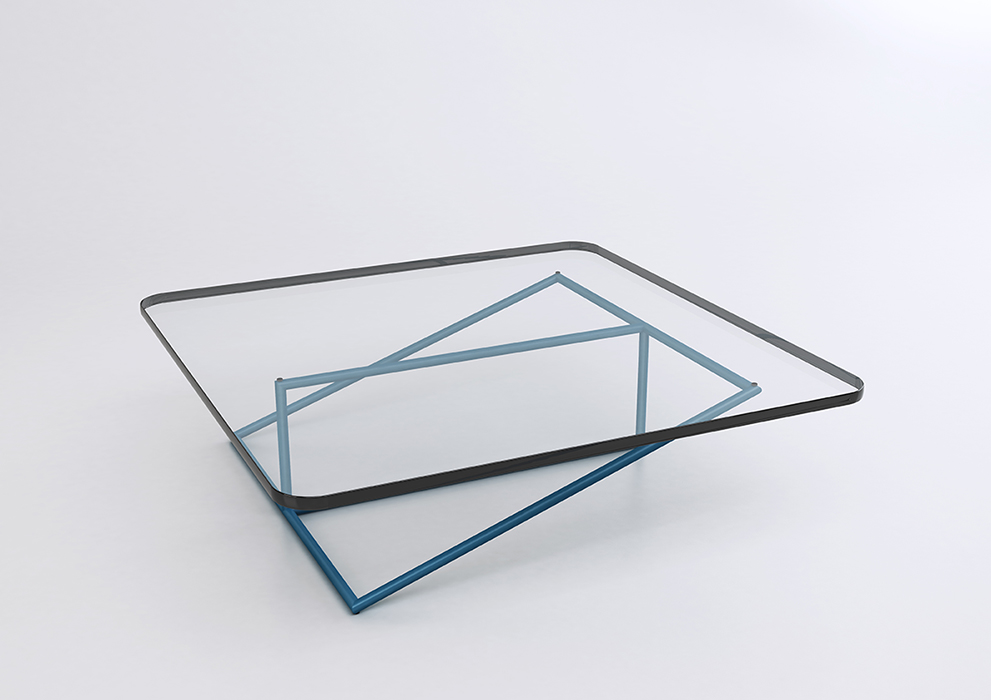 Stan Coffee Table by Luis Arrivillaga