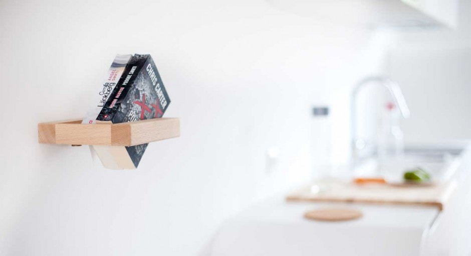 360 Shelf by Luka Pirnat