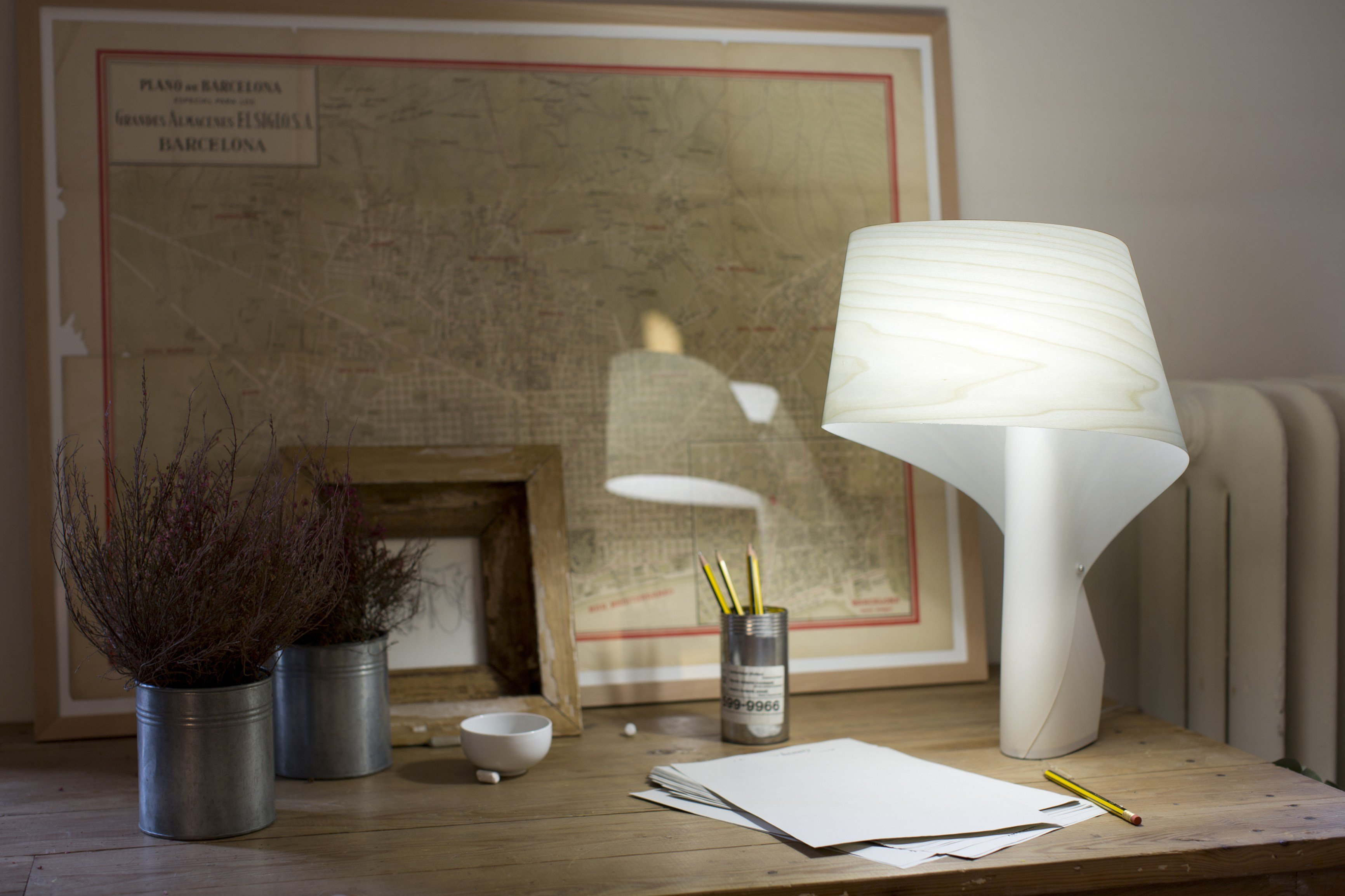 ... Timeless Design: Air Lamps By Ray Power For LZF
