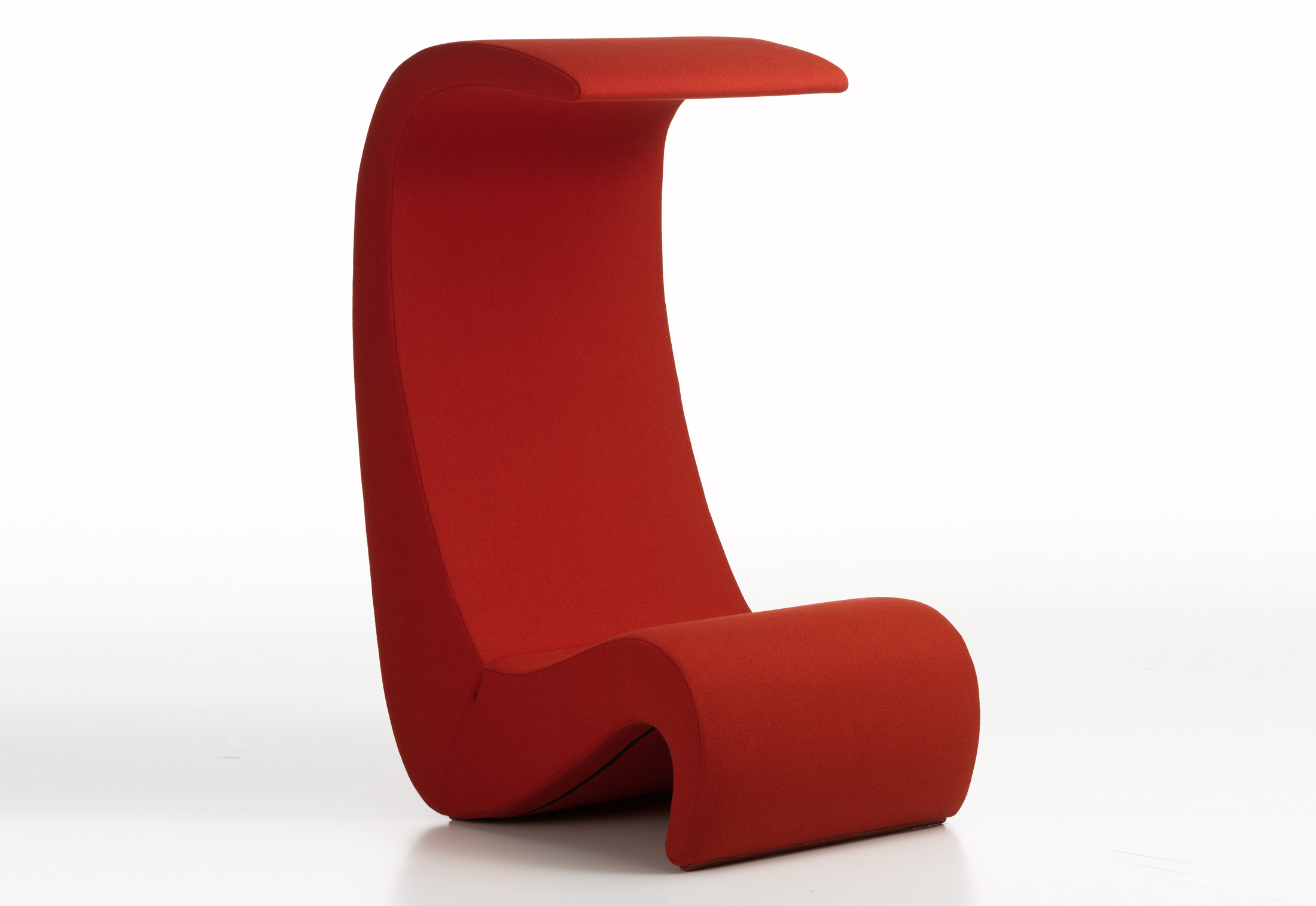 Timeless Design: Amoebe Highback by Verner Panton