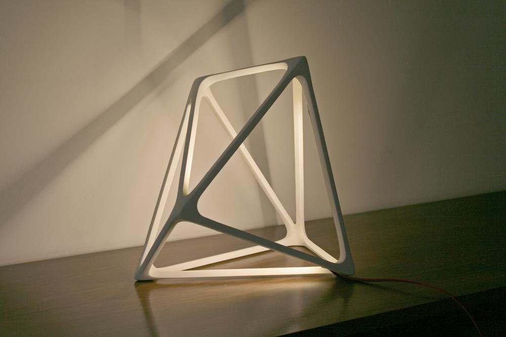 Molecula Lamp by Benjamin Migliore