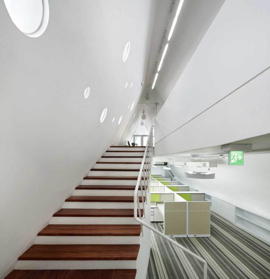 Paul Smith Flagship Store in Seoul by THE_SYSTEM LAB