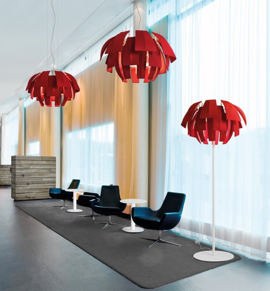 Plumage Pendant Lamp by Axo Light