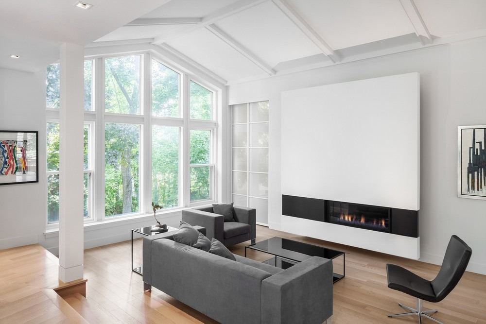 Prince Philip Residence in Montreal by Thellend Fortin Architectes