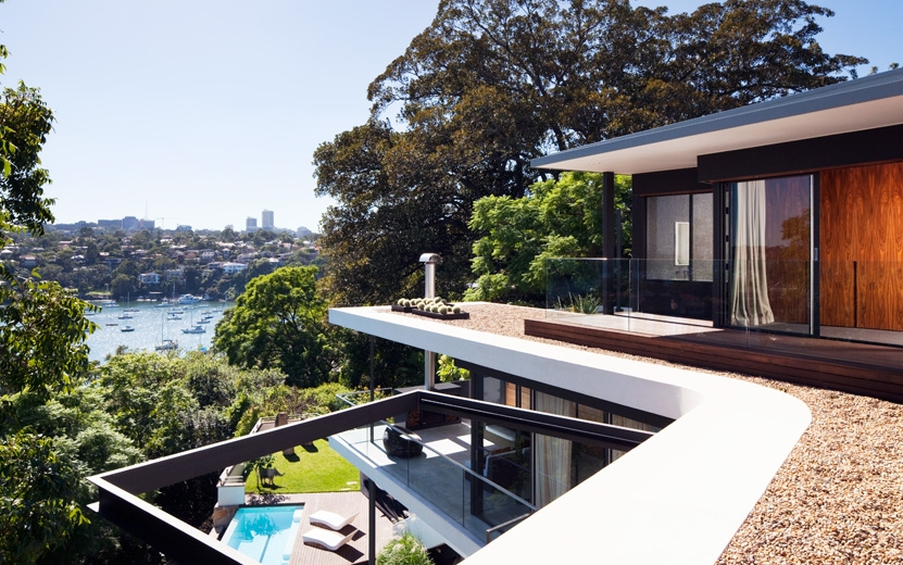 River House in Sydney by MCK Architects