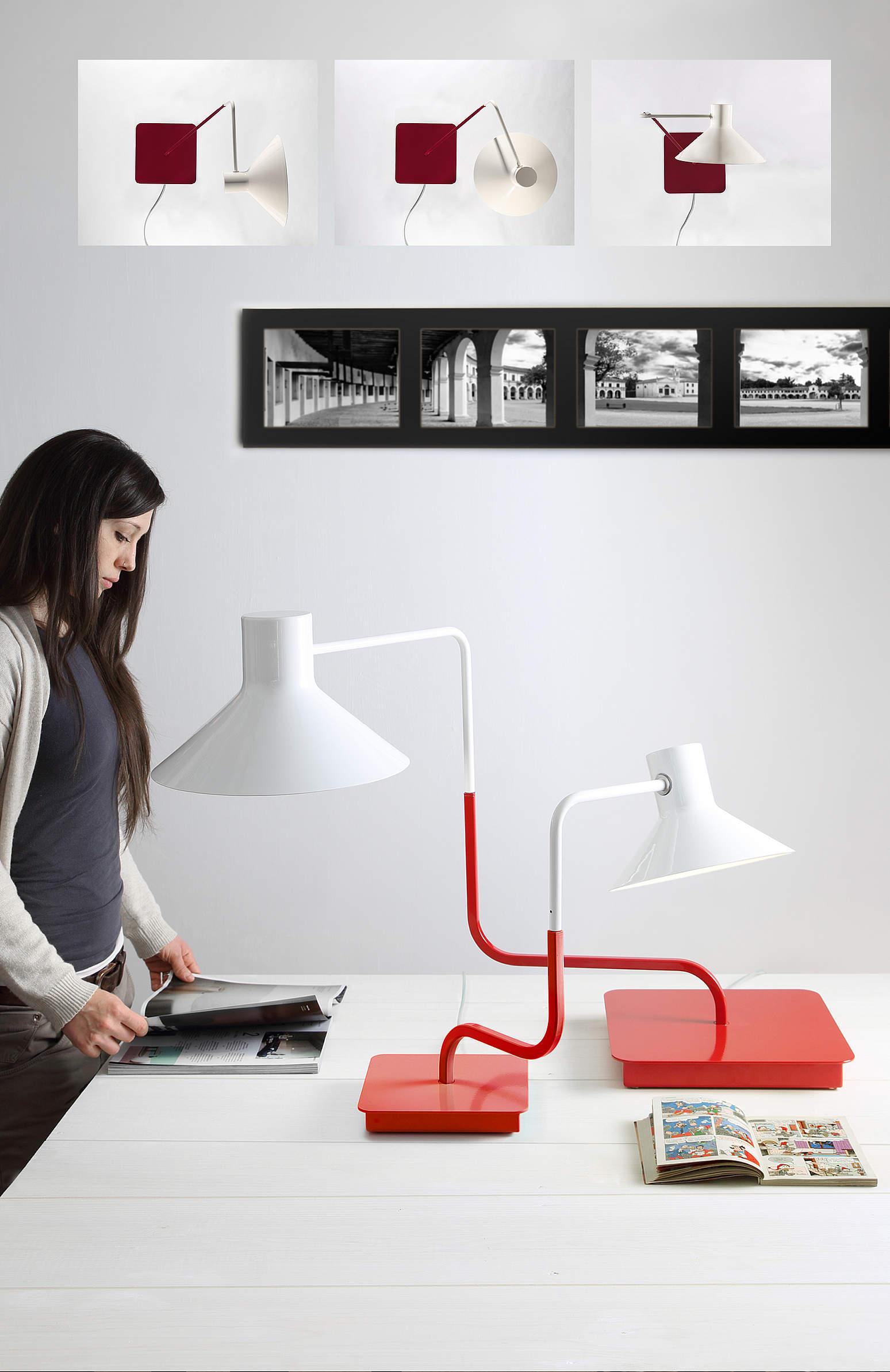 Sister Lamp by Enrico Azzimonti for Zava