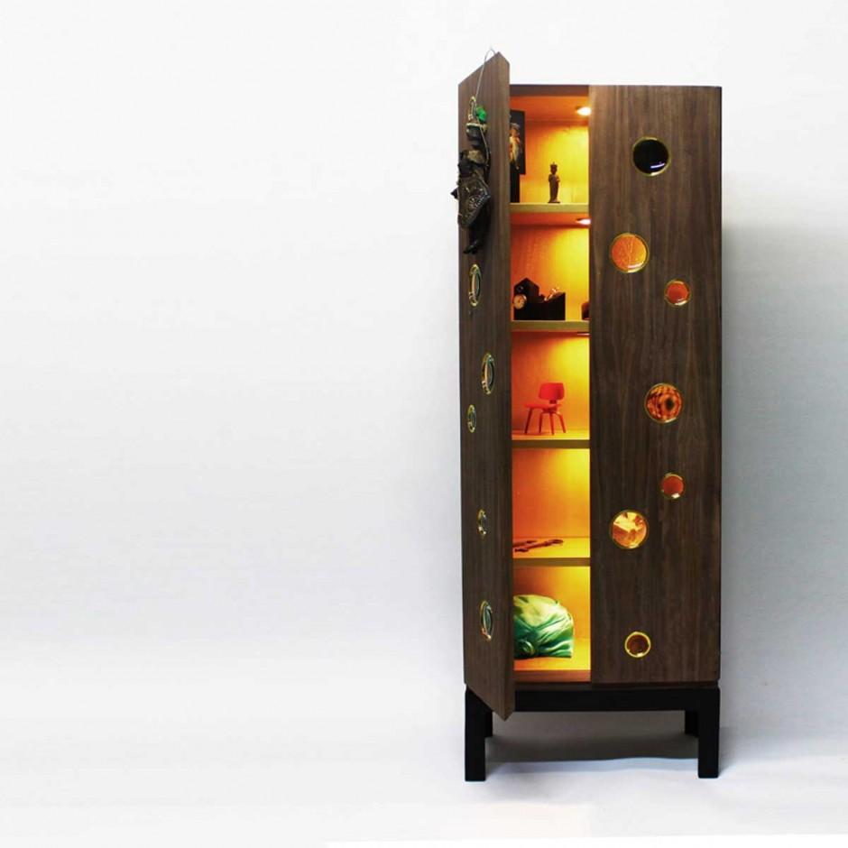 The Storyteller Cabinet by Studio Baag