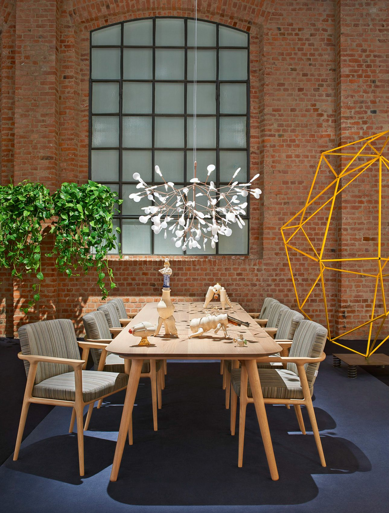 Zio Dining Chair by Marcel Wanders for Moooi