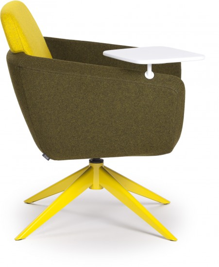 Arca Lounge Chairs by Studio Orlandini for True Design