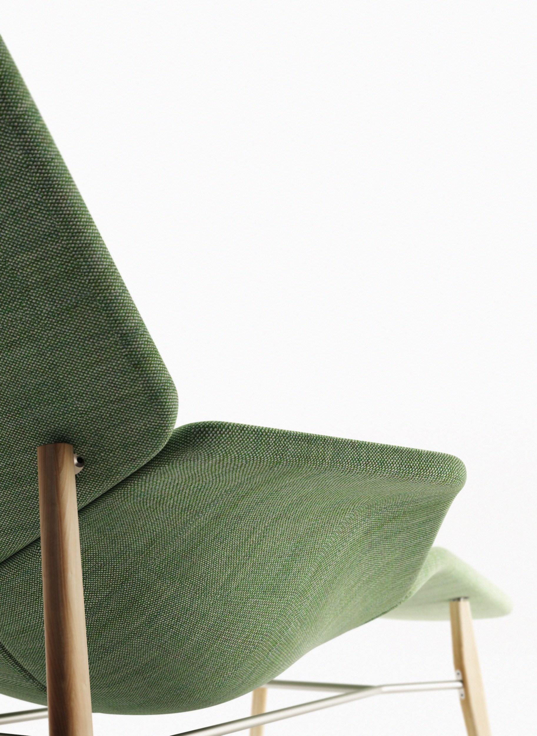 Atoll Chaise Longue by Patrick Norguet for Tacchini Italia