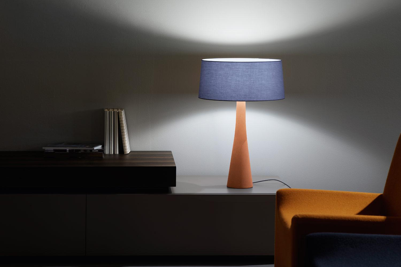 Aura Table Lamp by ModoLuce