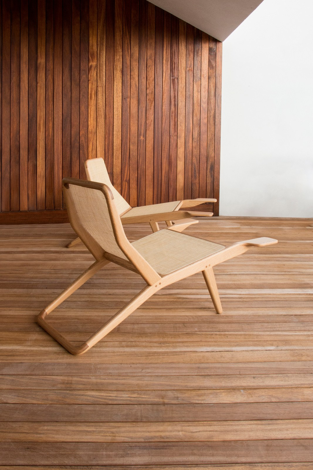 Groovy Barca Lounge Chair By Branca Lisboa Sohomod Blog Theyellowbook Wood Chair Design Ideas Theyellowbookinfo