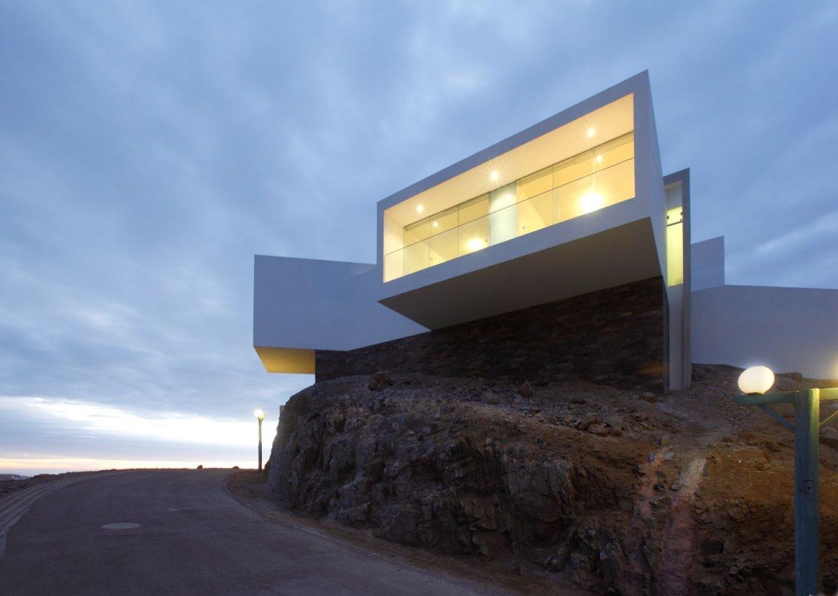 Casa Playa Lomas I5 In Cerro Azul Peru By V 233 Rtice