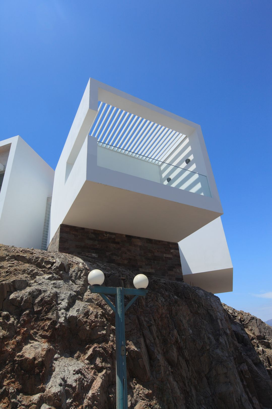 Casa Playa Lomas i5 in Cerro Azul, Peru by Vértice Arquitectos