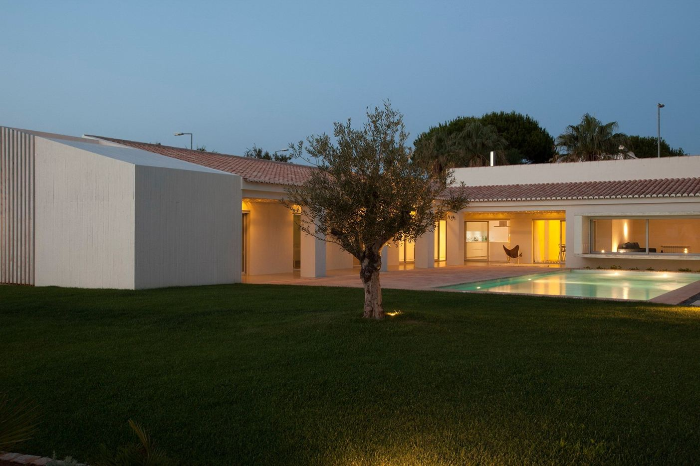 Casa Sol in Vilamoura, Portugal by Atelier Data