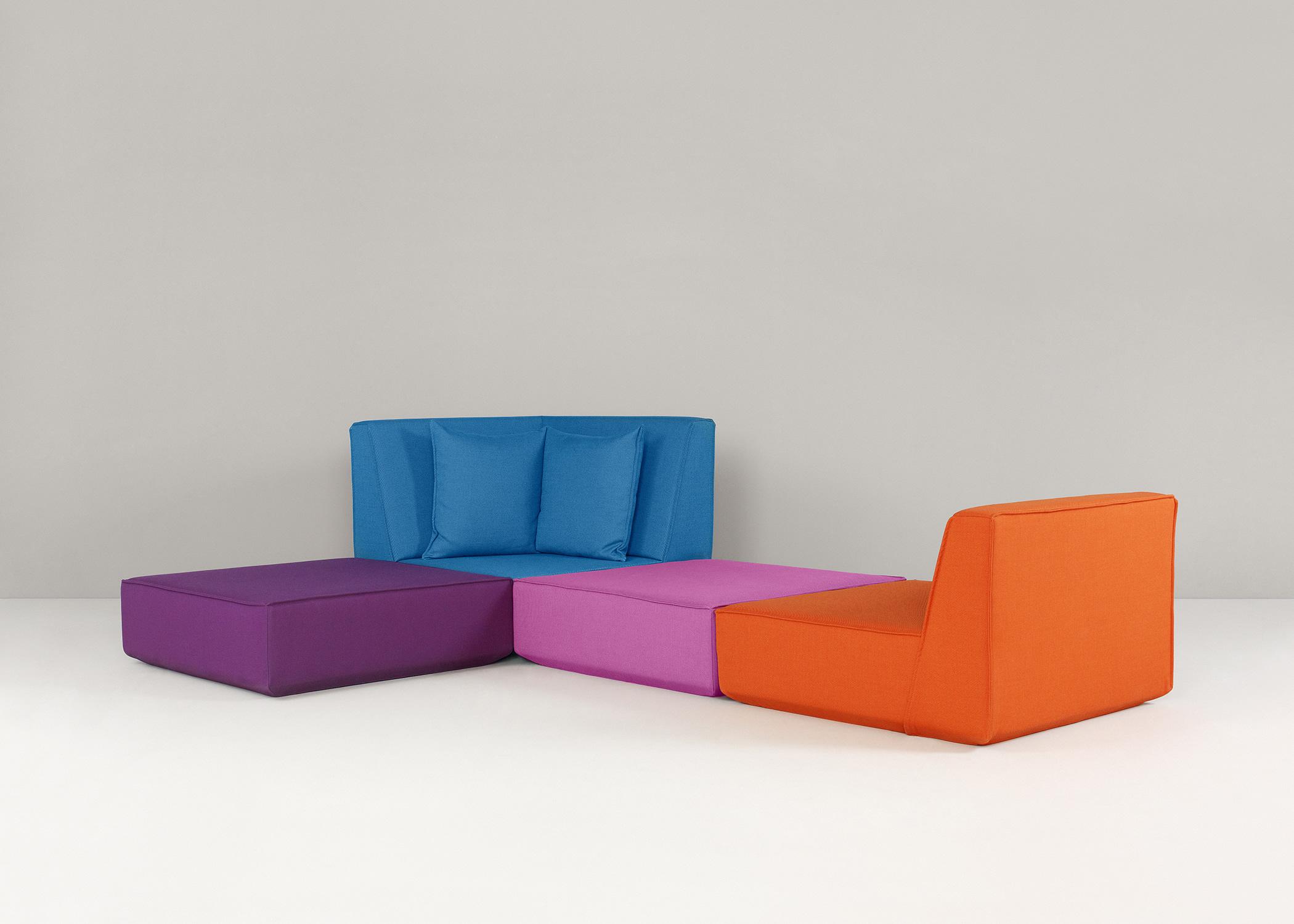 ... Cubit Sofa By Olaf Schroeder For Cubit