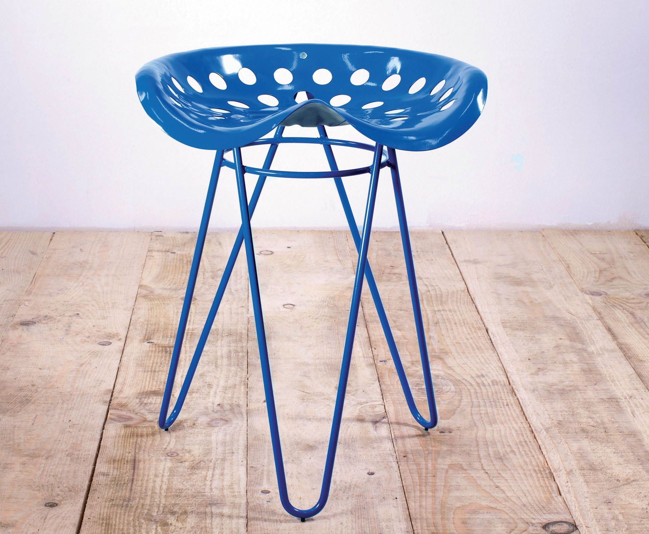 GOUVY Stool by Céline Lhuillier for Nantavia