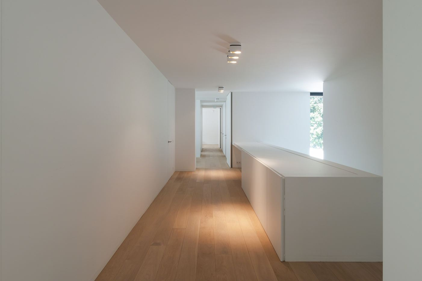 HS Residence in Brugge, Belgium by Cubyc Architects