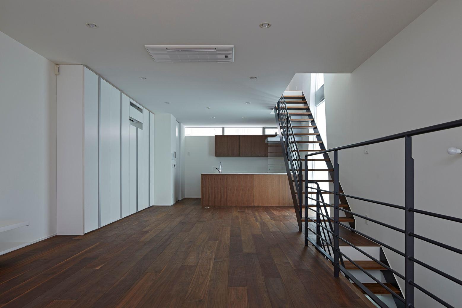 House in Kitakyushu, Japan by Masao Yahagi Architects