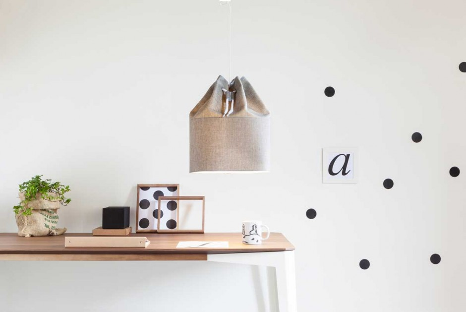 OISSA Pendant Lamp by Nicolás Calandri for Formabilio