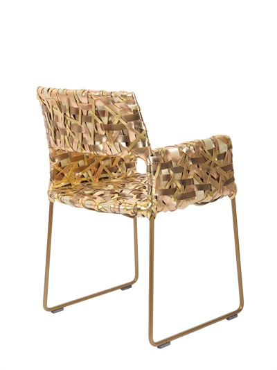 Rikka Dining Chair by Maurizio Galante for Driade