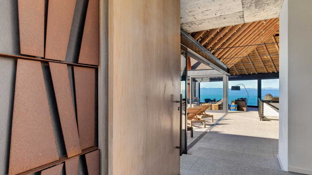 Silver Bay Holiday Home in Shelley Point, South Africa by SAOTA