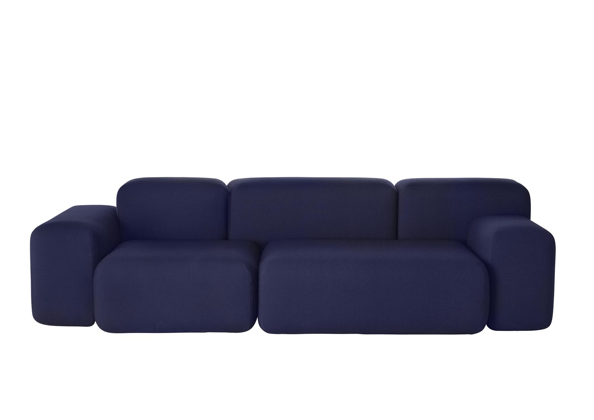 Soft Blocks Sofa by Petter Skogstad for MUUTO