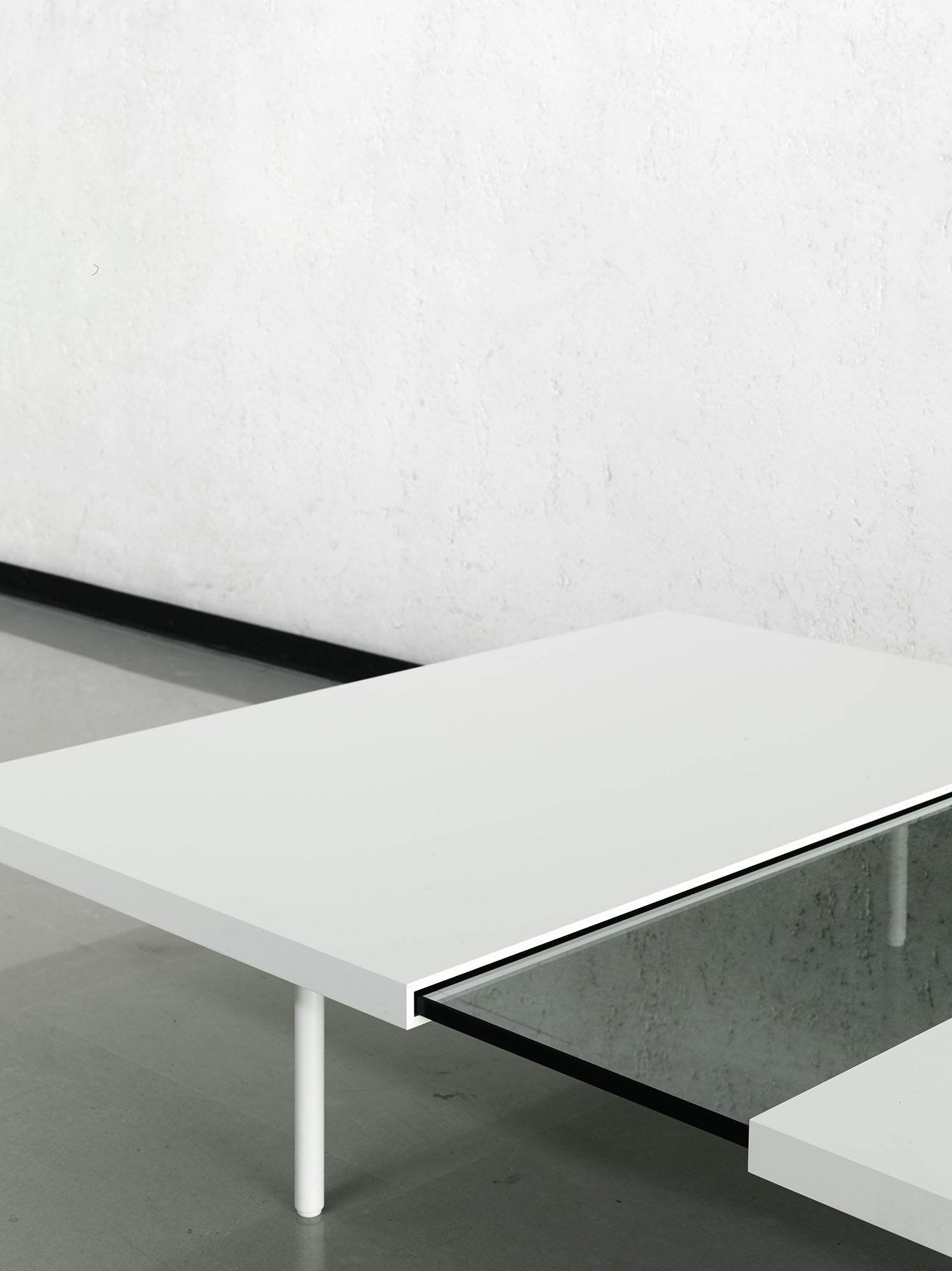Step Coffee Table by Mario Ferrarini for Living Divani