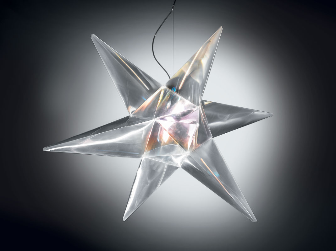Superstar Pendant Lamp by Pagani & Perversi for Slamp
