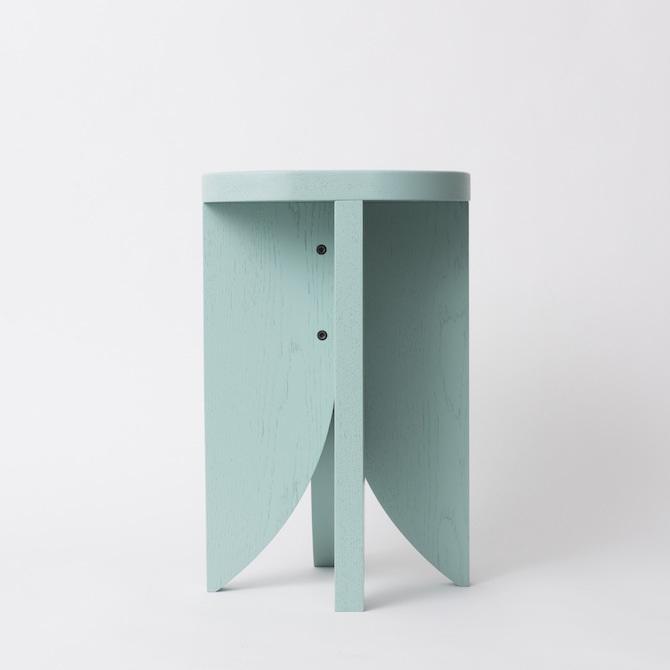 Toco Stool by Koichi Futatsumata Studio