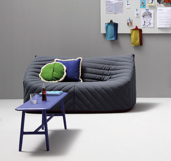 Barnaby Sofa by Perrine & Gilles for Sancal