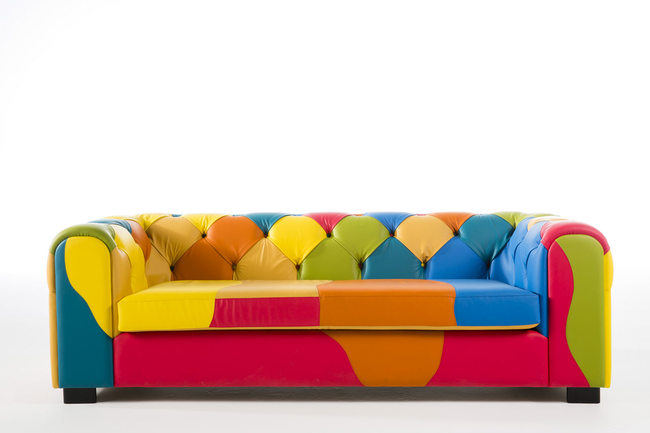 Chester Sofa by Javier Mariscal for Canella
