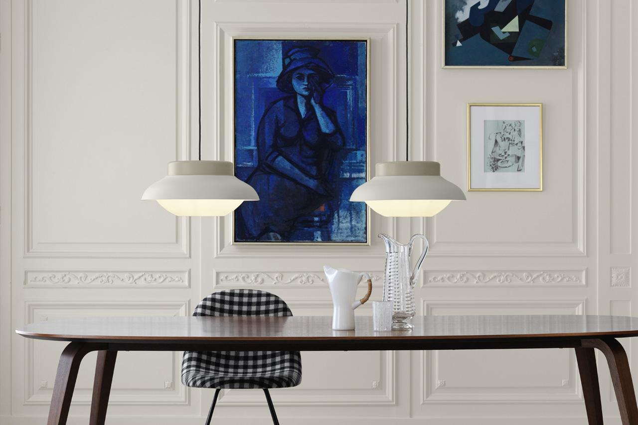 Collar Lamp by Sebastian Herkner for GUBI