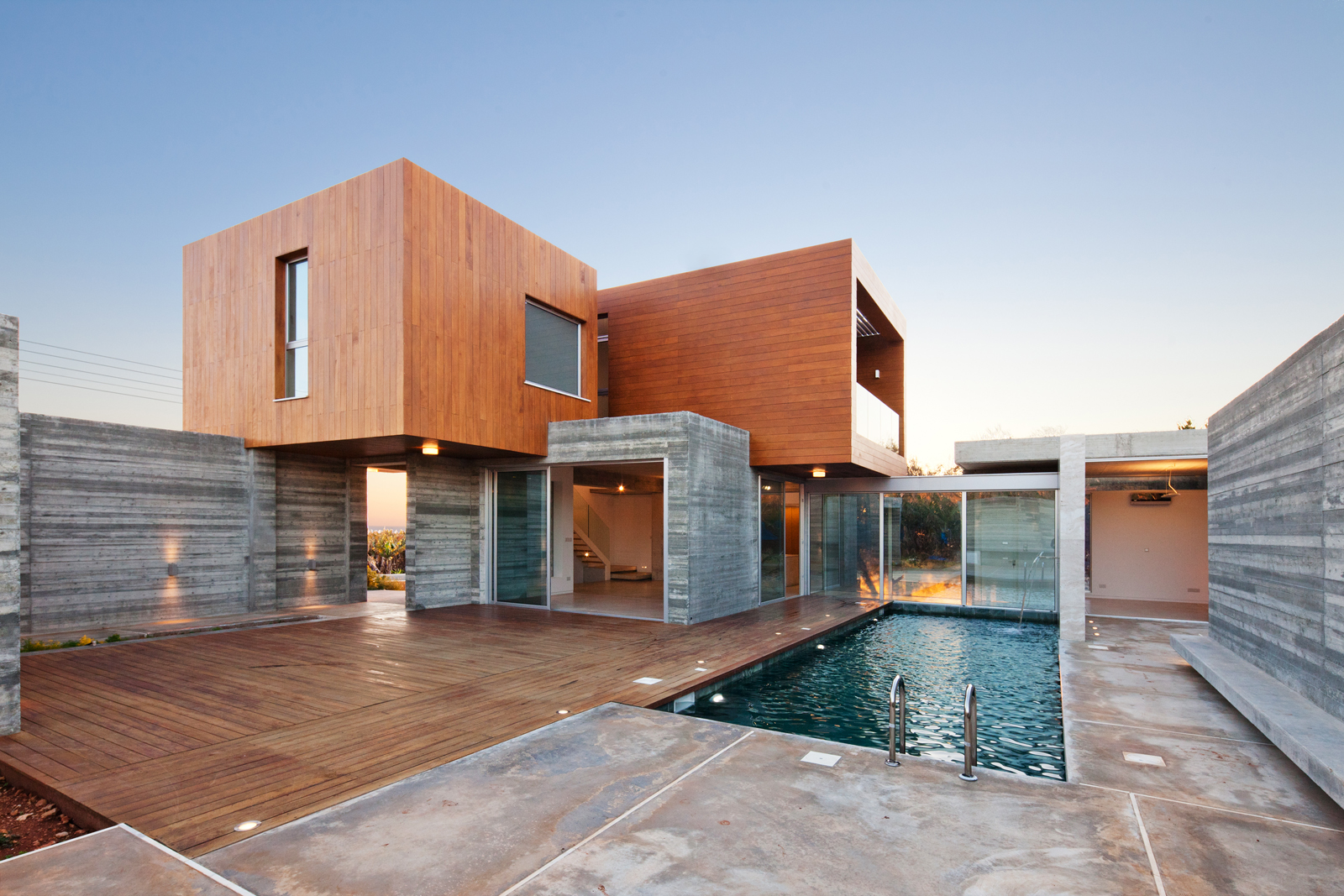 George Michael Residence In Peyia Cyprus By Vardastudio