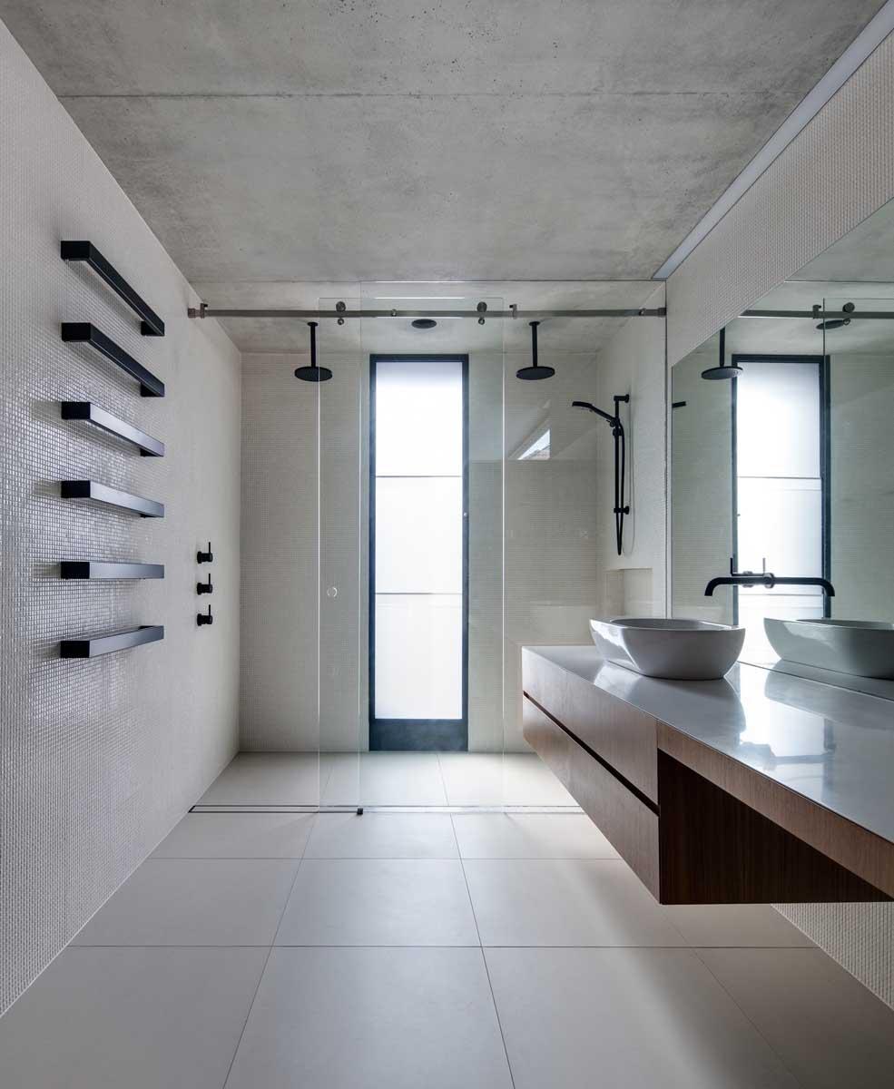 Glebe house in sydney australia by nobbs radford for Architects sydney