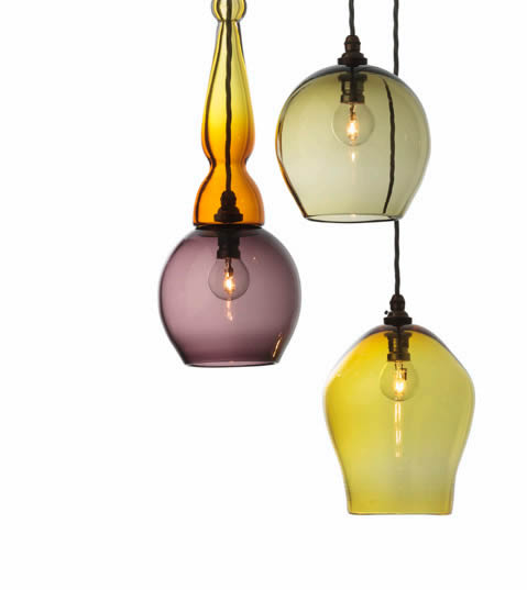 Harlequin Chandelier by Curiousa & Curiousa