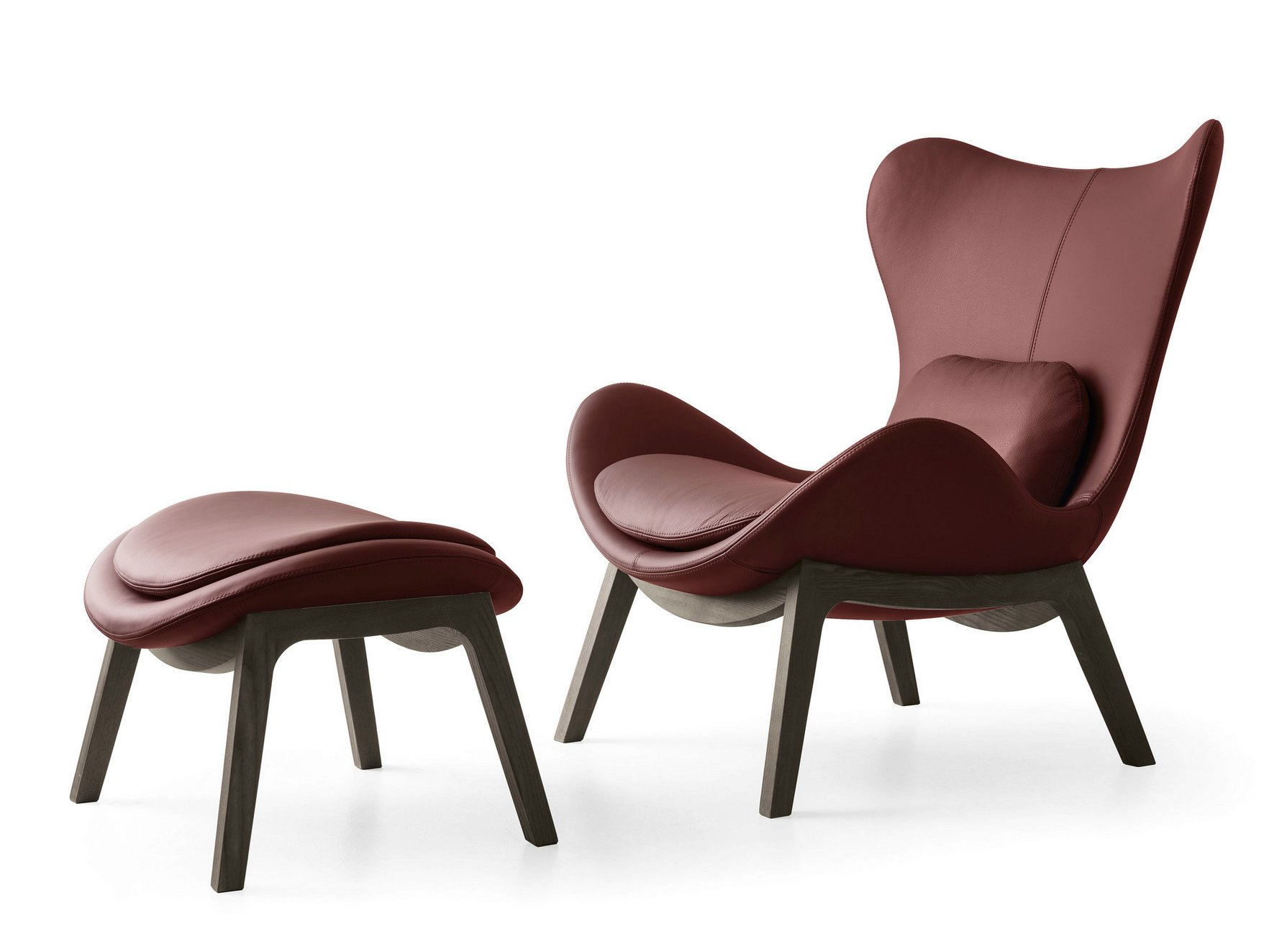 LAZY Lounge Chair by Michele Menescardi for Calligaris