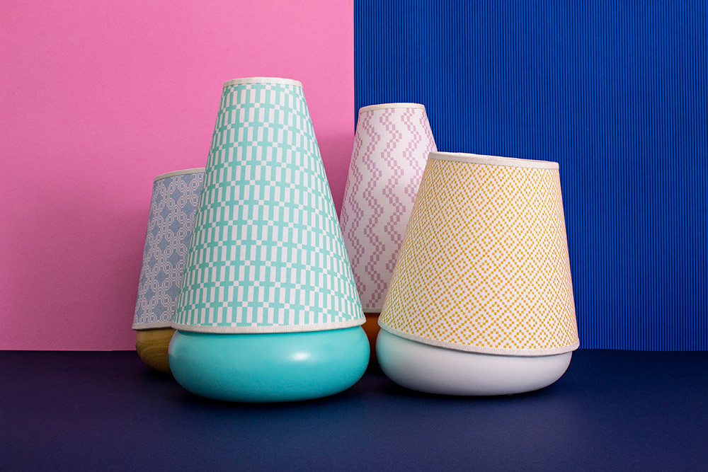 The Macarons Table Lamp by Davide G. Aquini for Progetti in Luce